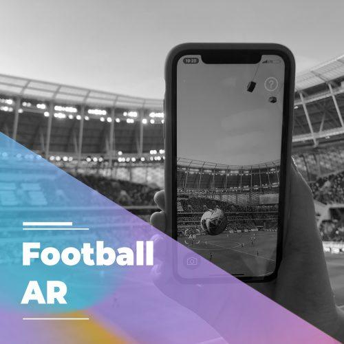 28. Football AR
