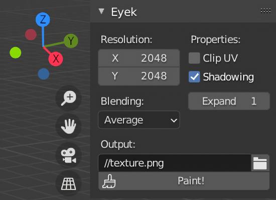 Eyek_UI
